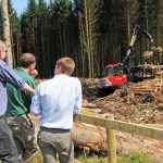 FORESTRY EVENT WITH FARMER APPEAL
